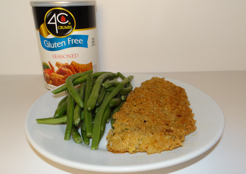 gluten free breaded fish core fat loss