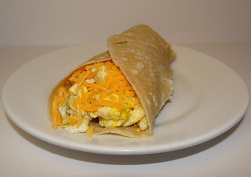 Breakfast Burrito – Core Fat Loss